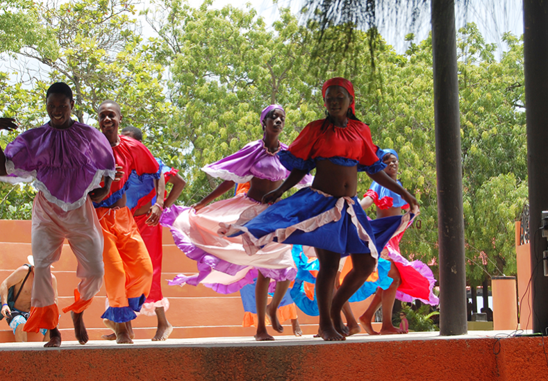 Navidad en Jamaica - danzas