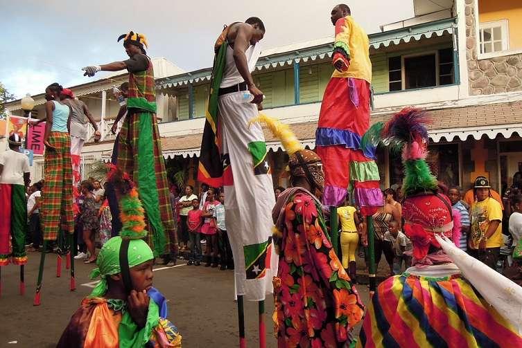 Navidad en Jamaica - festivales