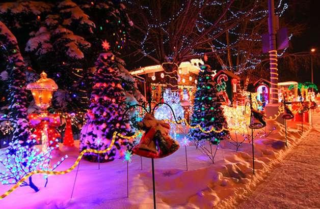 Los mejores parques temáticos de Navidad - El Bosque Encantado de Santa Claus