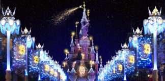 Los mejores parques temáticos de Navidad - Disneyland