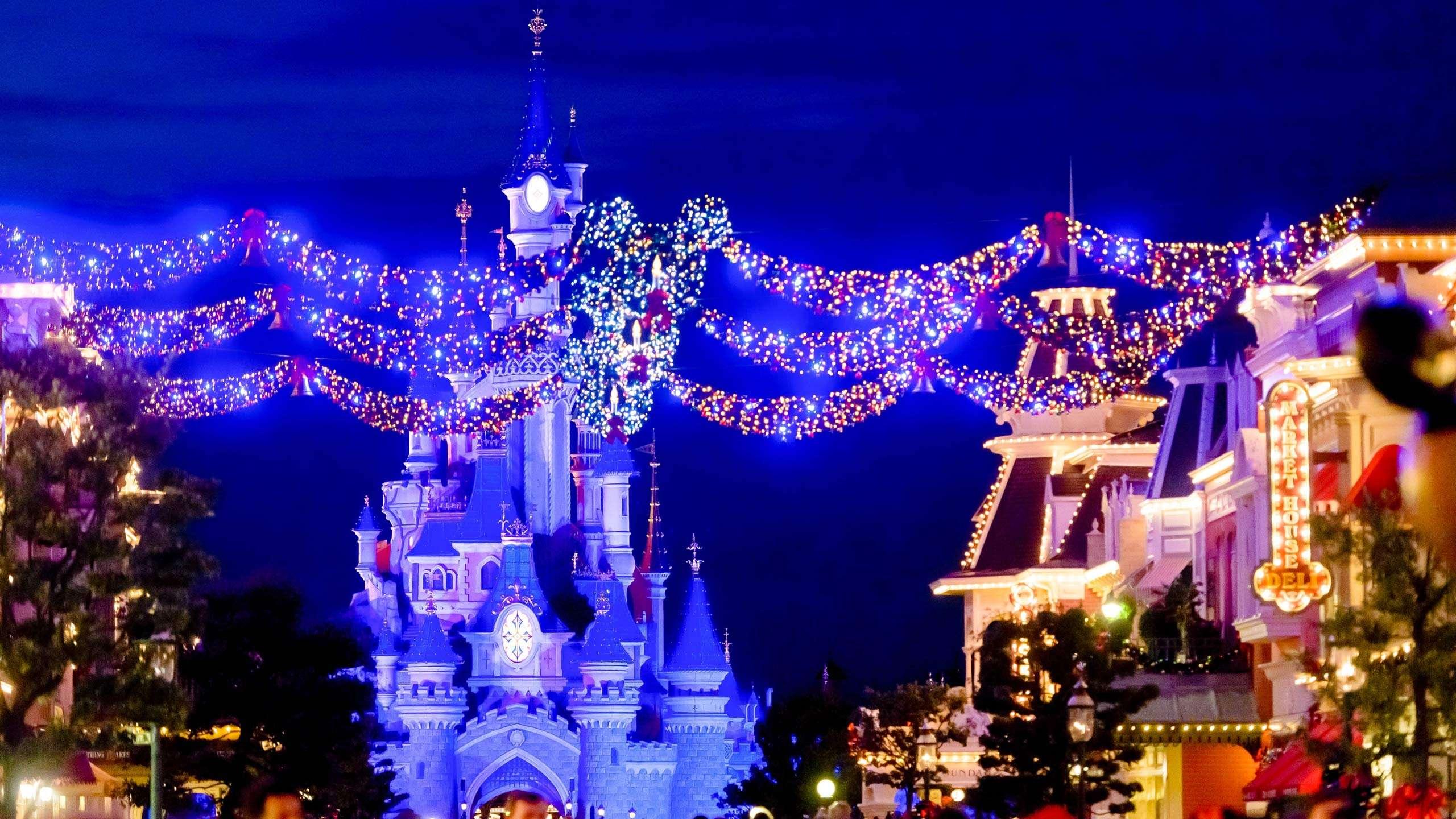 Los mejores parques temáticos de Navidad - París