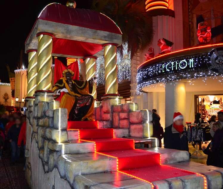 Los mejores parques temáticos de Navidad - casa de Papá Noel en Finlandia