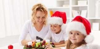 manualidades de Navidad - decoración