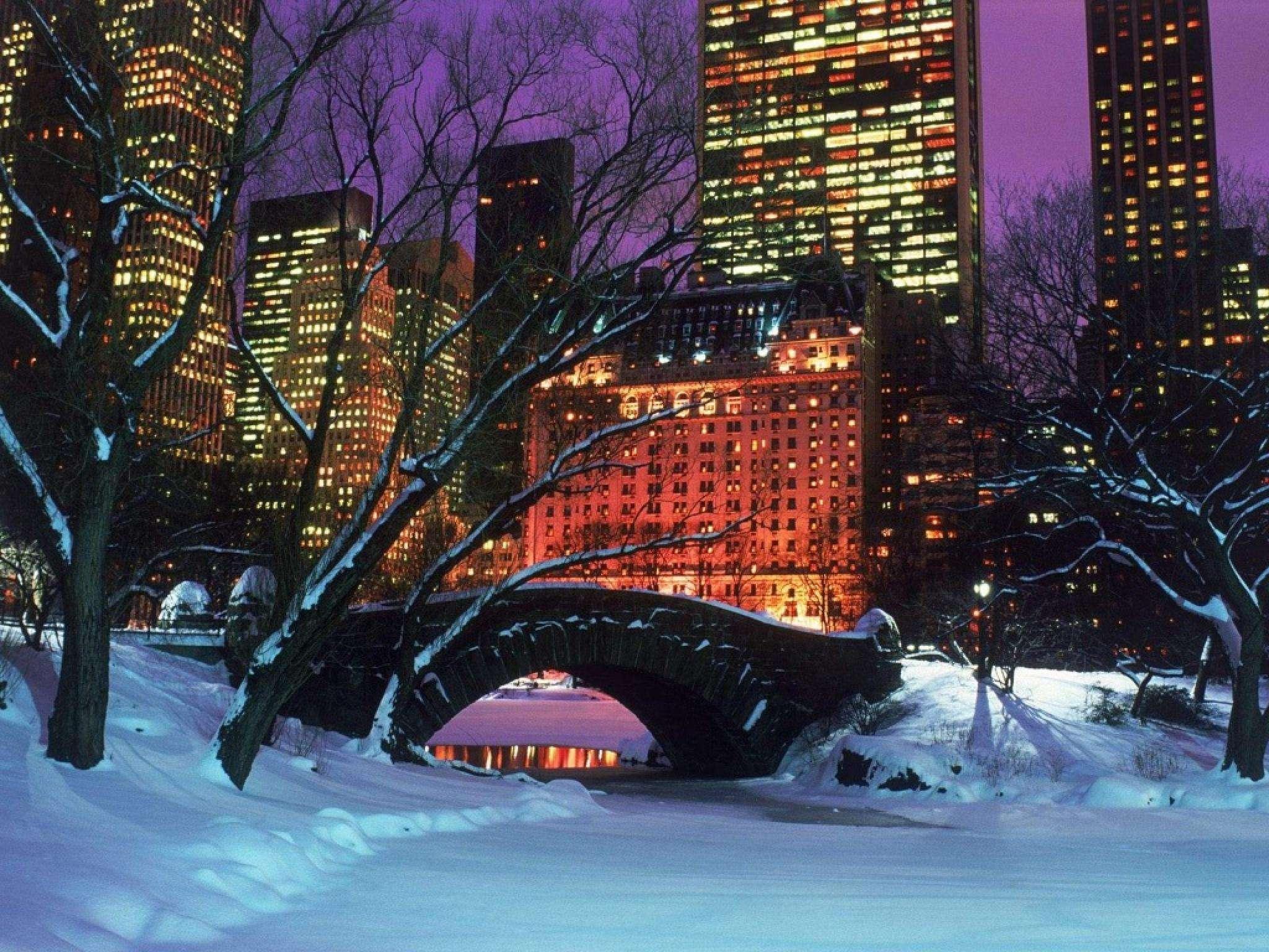 Navidad en Nueva York- callejear