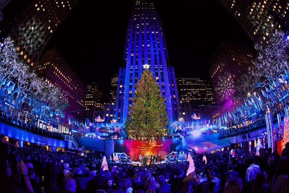 Navidad en New York - coros