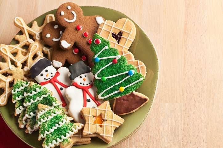 Recetas de Navidad - galletas de jengibre