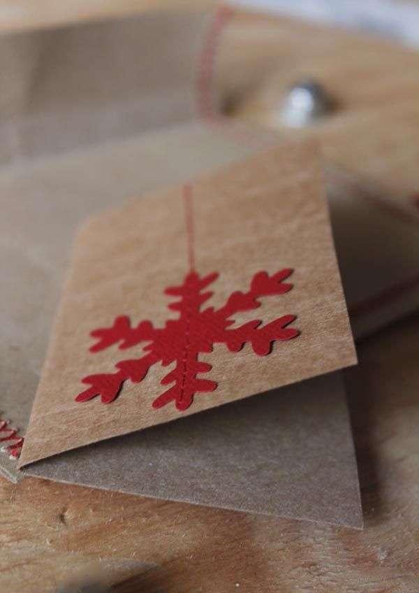 6 tarjetas de felicitación navideña que puedes hacer con tus hijos 3