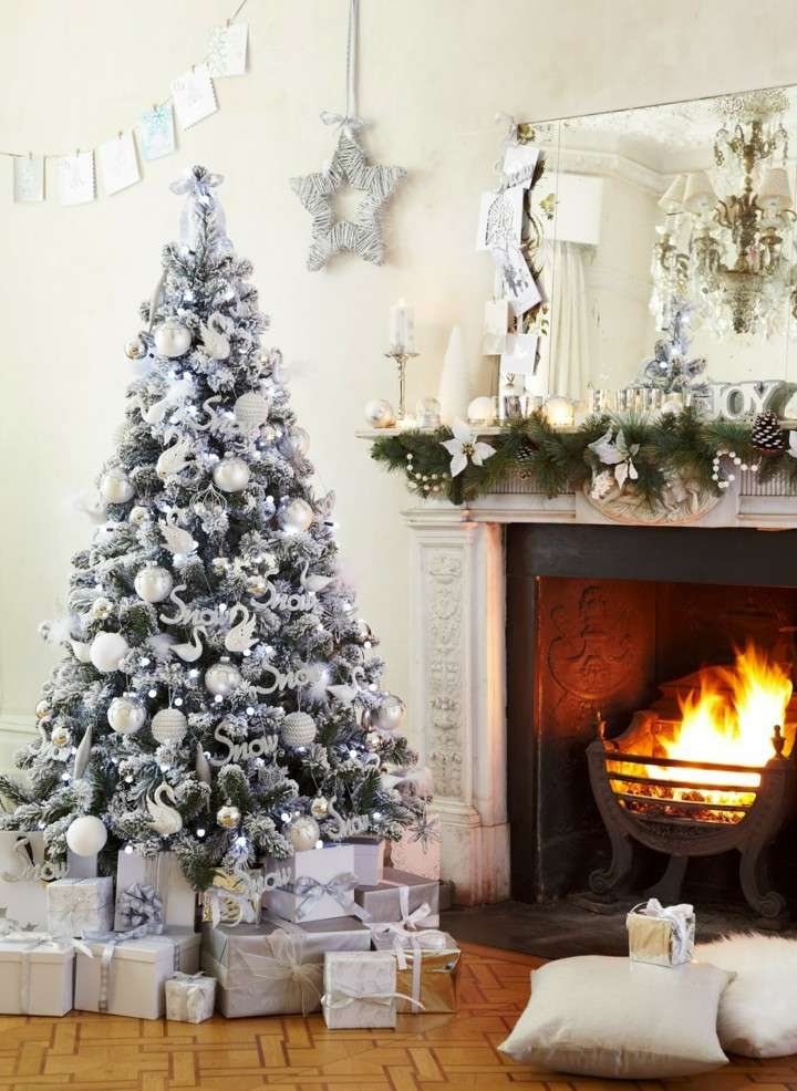 Tendencias - decoración navideña