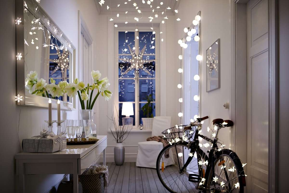 Luces de Navidad - Guirnaldas luminosas