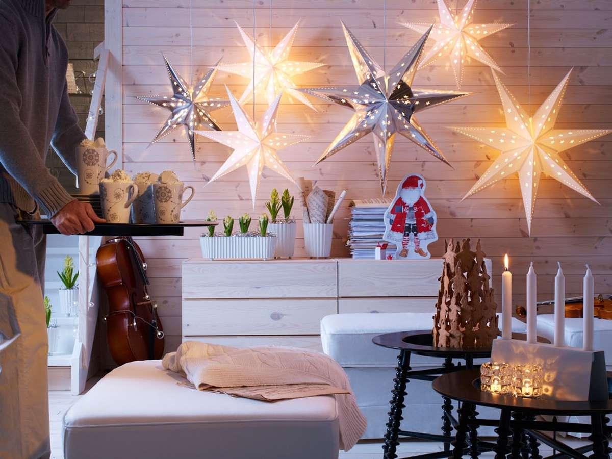 Luces de Navidad - simbolo