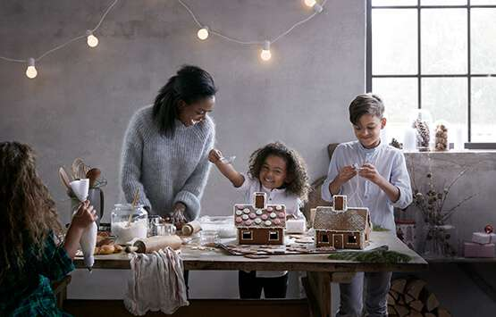 Colección navideña de Ikea - niños