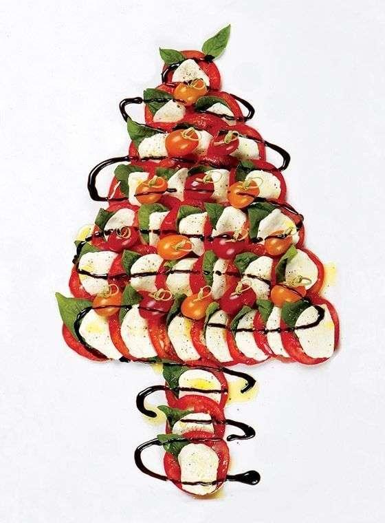 Árboles de Navidad comestibles