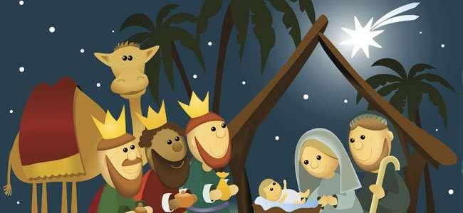 Cuentos de Navidad - La estrella de Belén