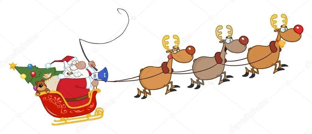 Cuentos de Navidad - el reno Rudolph