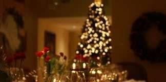 decoración vintage - iluminación