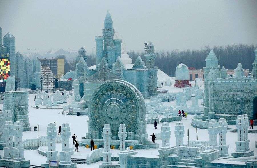 Conoce algunos de los edificios de hielo más sorprendentes del mundo 1
