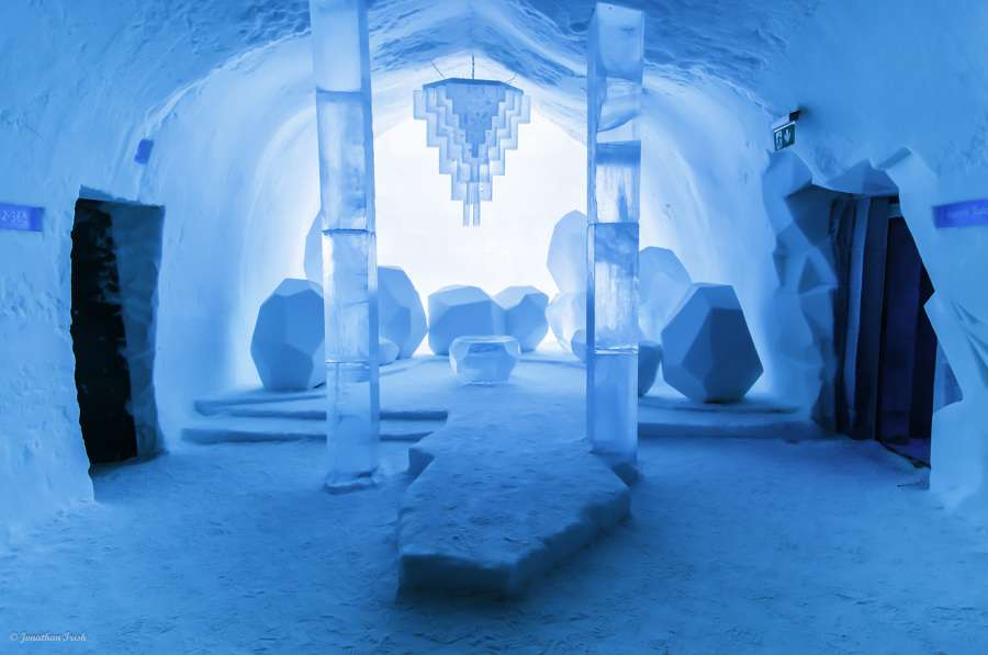 Conoce algunos de los edificios de hielo más sorprendentes del mundo 3