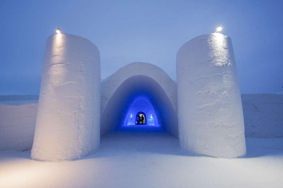 Conoce algunos de los edificios de hielo más sorprendentes del mundo 4