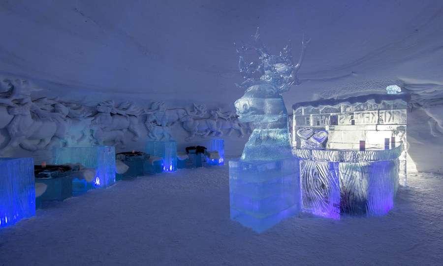 Conoce algunos de los edificios de hielo más sorprendentes del mundo 8