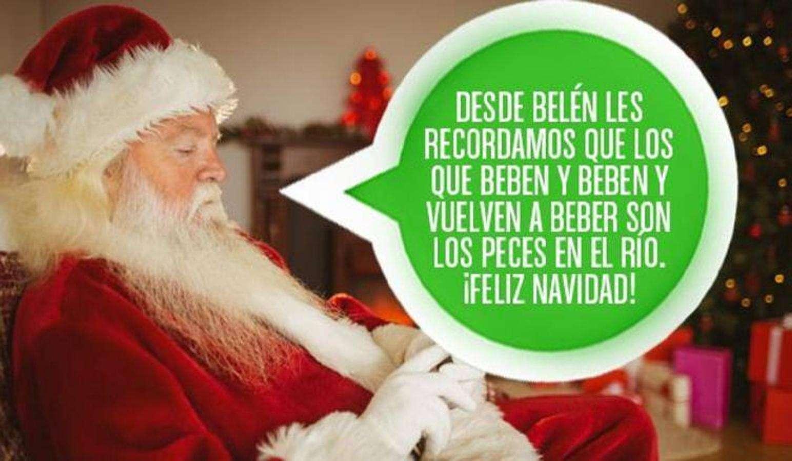 Las imágenes más graciosas para felicitar la Navidad y el Año Nuevo 19