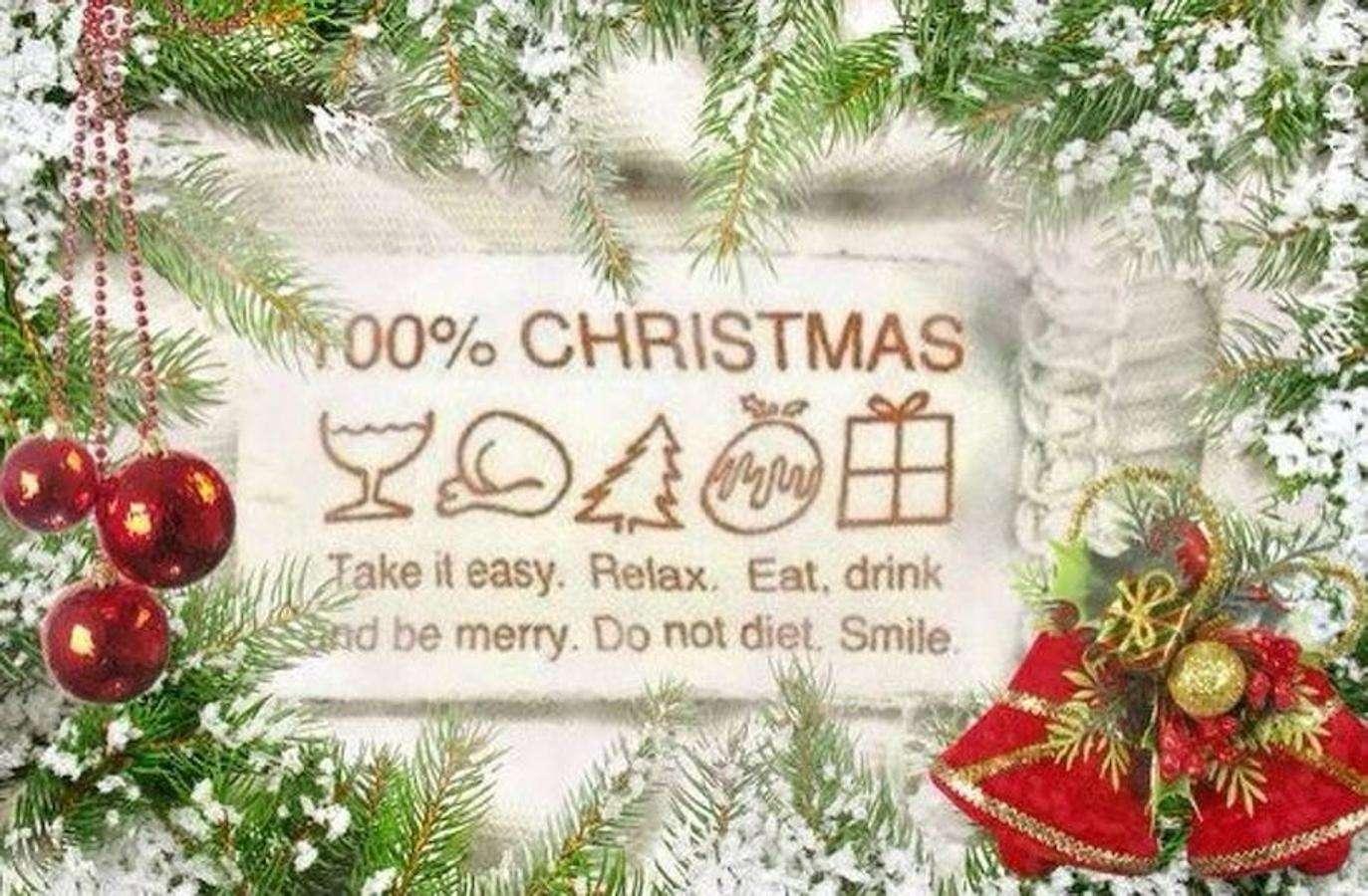 Las imágenes más graciosas para felicitar la Navidad y el Año Nuevo 18