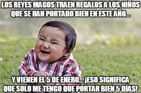 Los mejores memes e imágenes para felicitar los Reyes Magos por WhatsApp y Redes Sociales 3