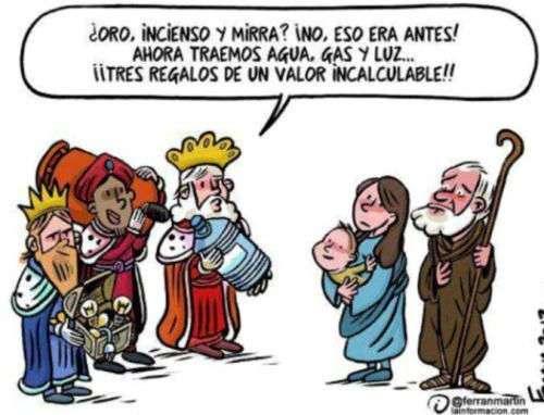 Los mejores memes e imágenes para felicitar los Reyes Magos por WhatsApp y Redes Sociales 5