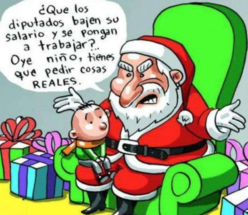 Felicitaciones de Navidad graciosas para enviar por Facebook y WhatsApp 5