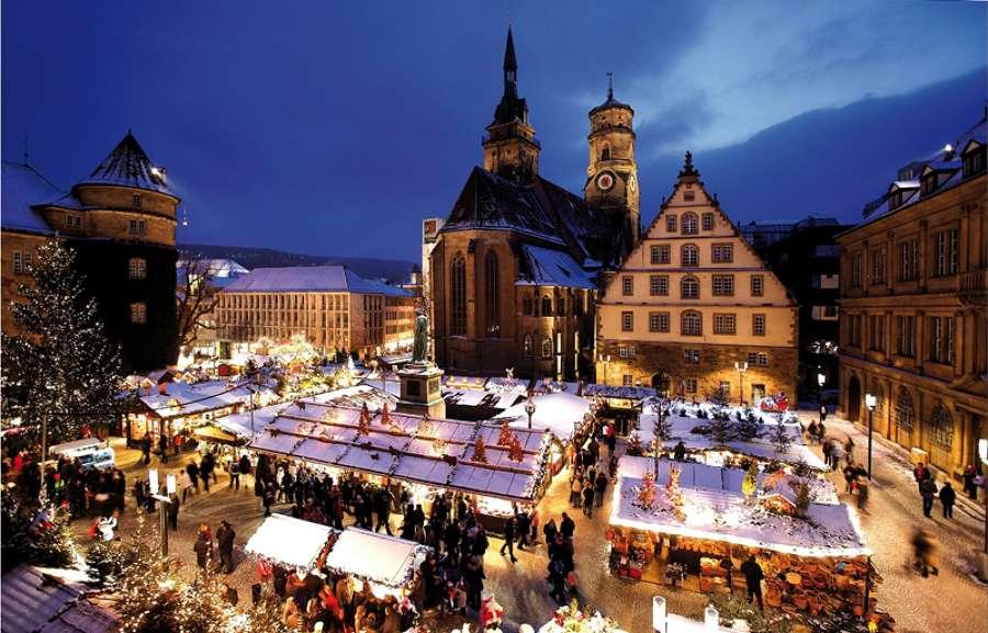 Conoce algunos de los mercadillos navideños más espectaculares del mundo 2