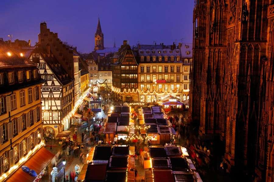 Conoce algunos de los mercadillos navideños más espectaculares del mundo 4