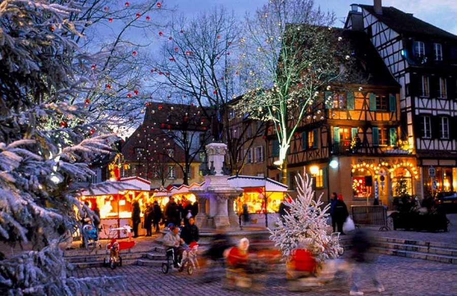 Conoce algunos de los mercadillos navideños más espectaculares del mundo 3