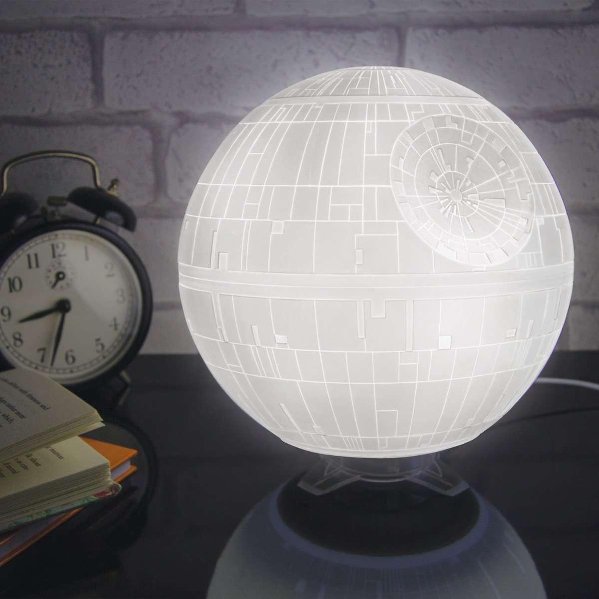 Regalo original - Lámpara Estrella de la Muerte