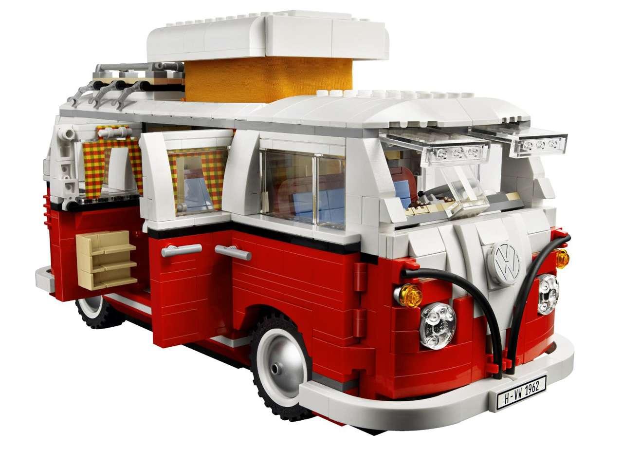 Regalo original - Volkswagen Camper de LEGO
