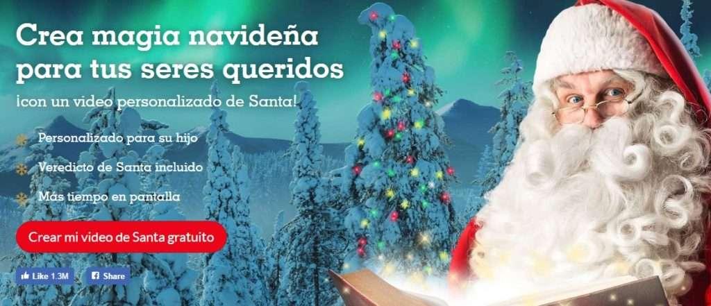 3f68005bdc34 Descarga el vídeo de la Feliz Navidad para enviar por WhatsApp