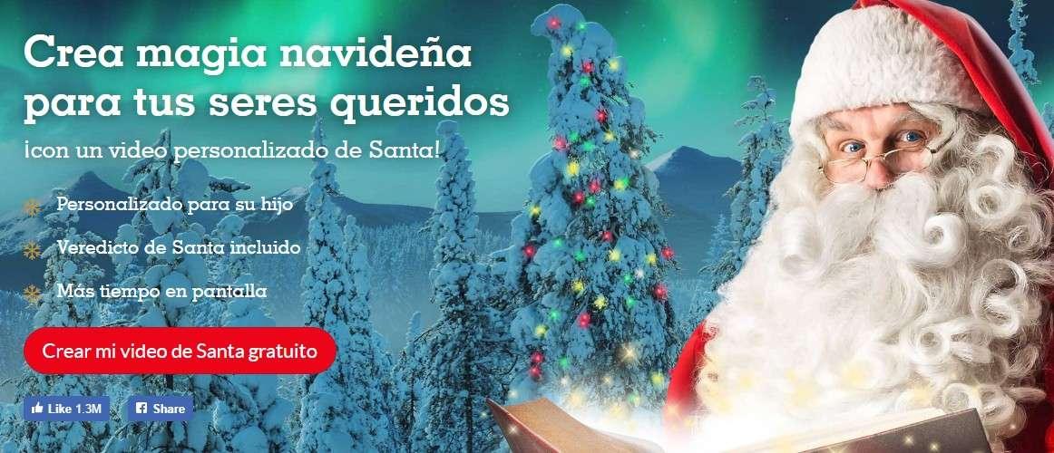 Descarga el vídeo de la Feliz Navidad para enviar por WhatsApp 2