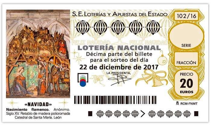 71198, Premio Gordo del Sorteo de la Lotería de Navidad 2017 1