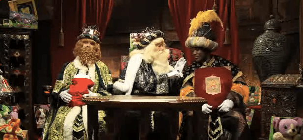 Reyes Magos - vídeo