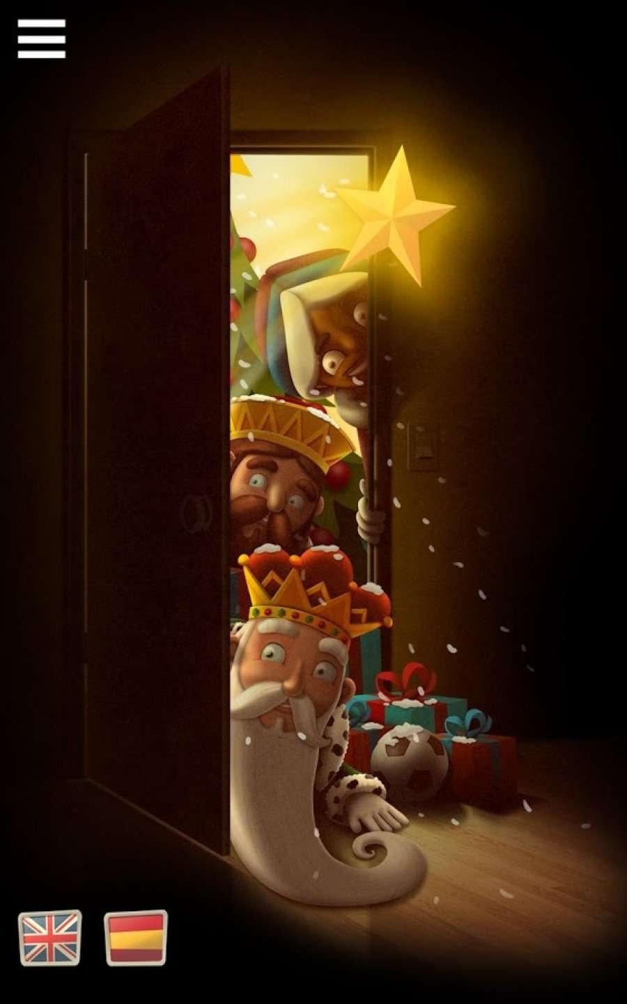 Reyes Magos - app