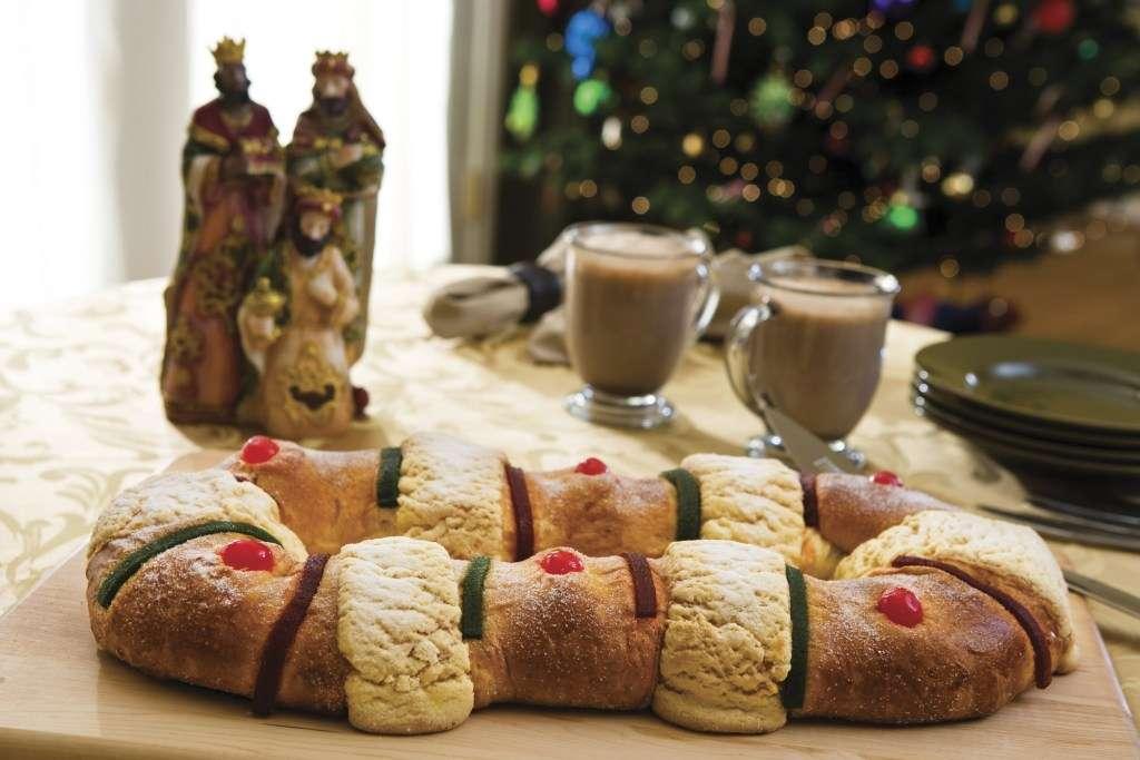 Roscón de Reyes en otros lugares