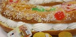 Roscón de Reyes - sorpresas