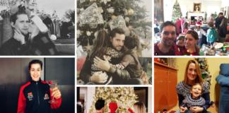 Los famosos celebran la Navidad