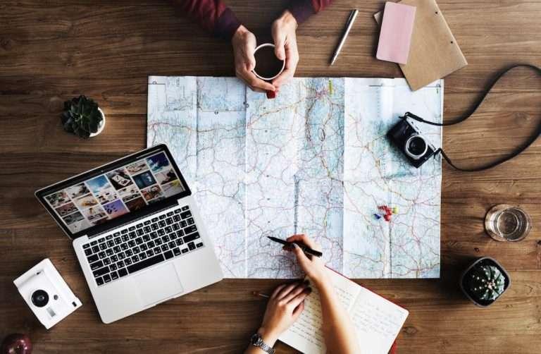 Manos a la obra: Cómo crear tu mapa del tesoro para el año 2018