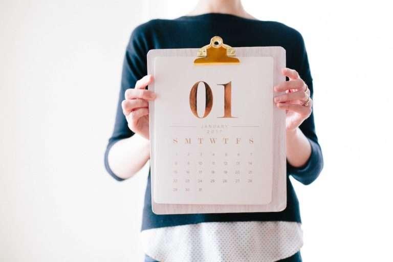 27 Ideas para preparar tus propósitos de año nuevo