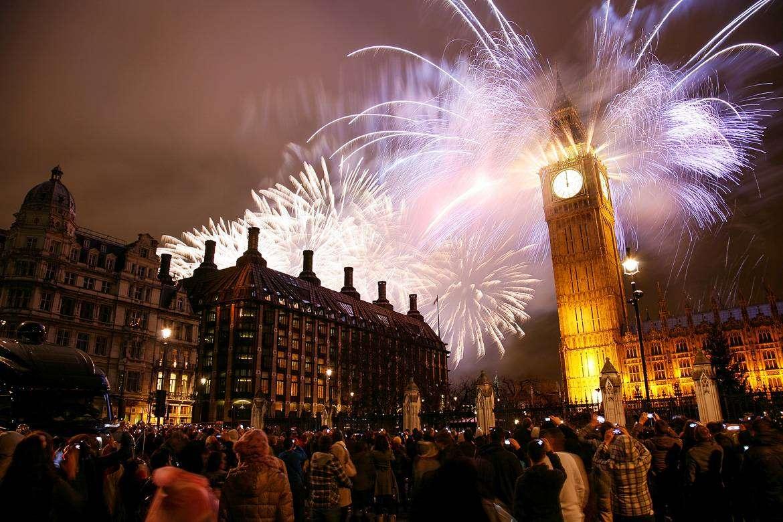 Fin de Año - fiesta