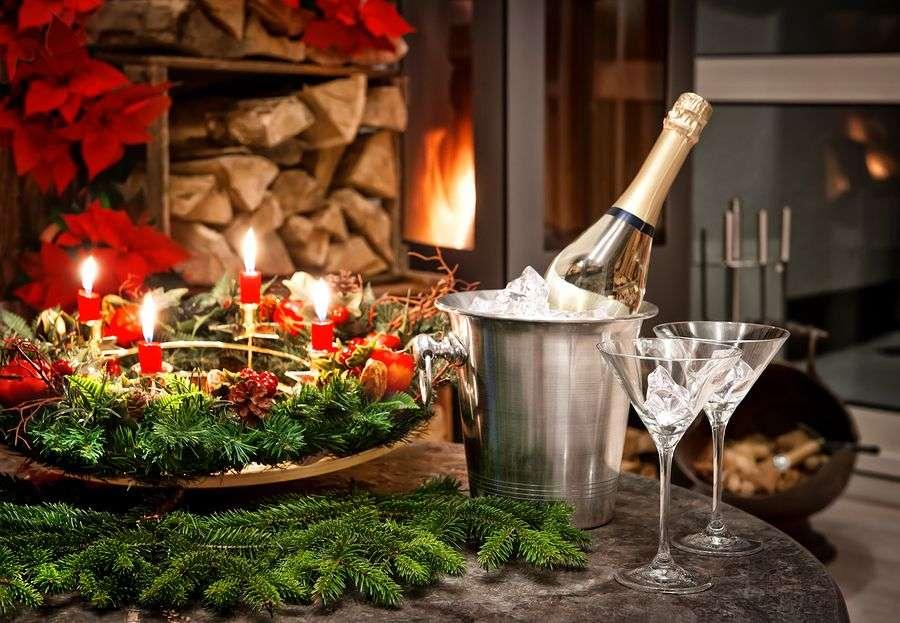 Navidad diferente - celebración
