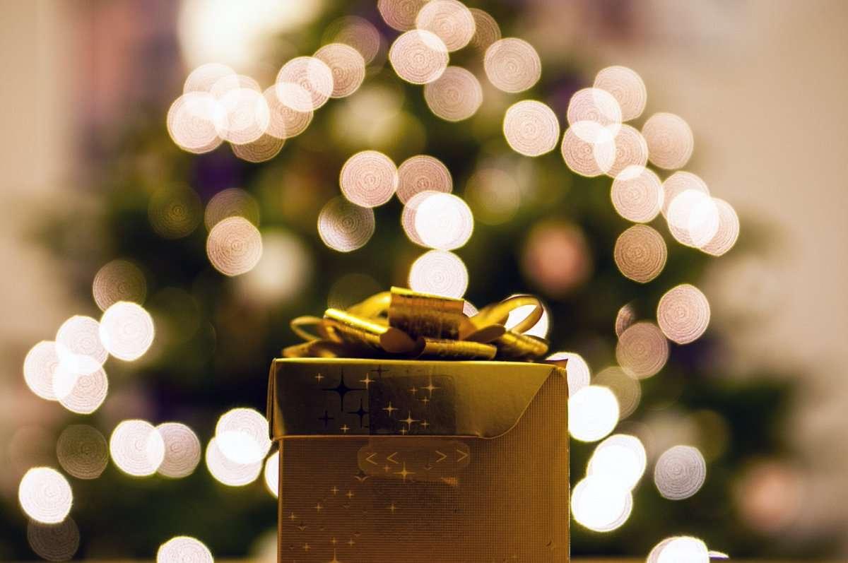 Navidad diferente - intercambio de regalos