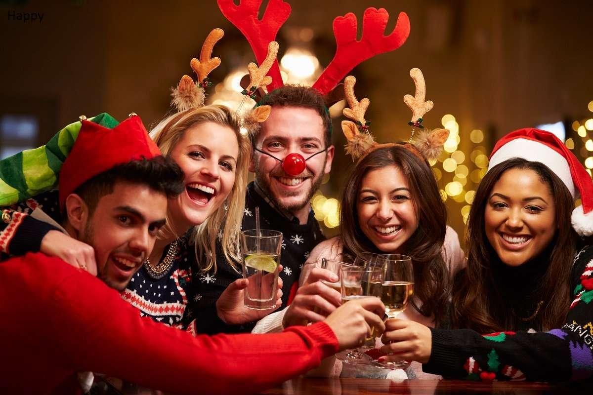 Navidad diferente - fiestas temáticas