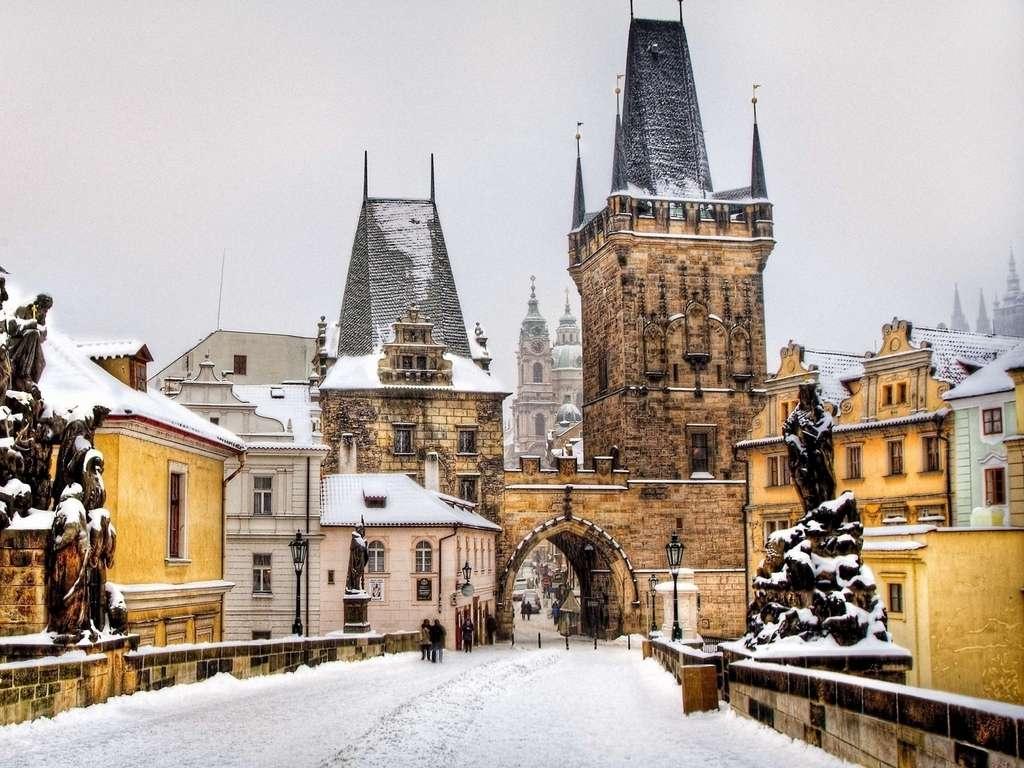 Nieve en Tallin