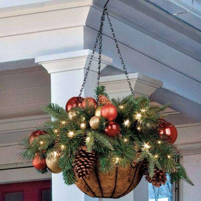 Adornos navideños que puedes hacer con tu familia 1