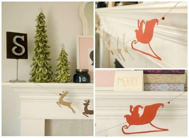 adornos navideños - reno